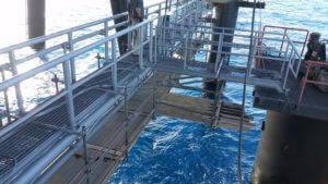 צביעה בסביבה ימית